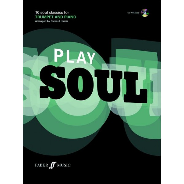 Harris, Richard (arranger) - Play Soul (trumpet/CD)