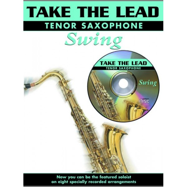 Various - Take the Lead. Swing (tensax/CD)
