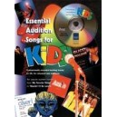 Essential Audition Songs for Kids (Bk/CD)