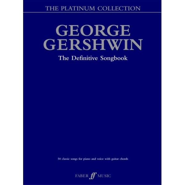 Gershwin, George - George Gershwin Platinum Collection PVG