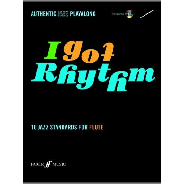Hampton, Andy (arranger) - I got rhythm (flute/CD)