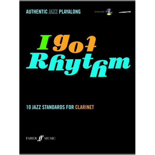 Hampton, Andy (arranger) - I got rhythm (clarinet/CD)