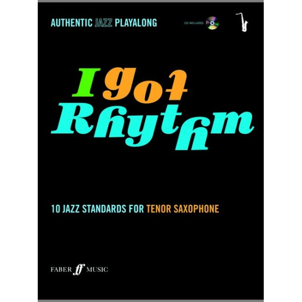 Hampton, Andy (arranger) - I got rhythm (tenor saxophone/CD)