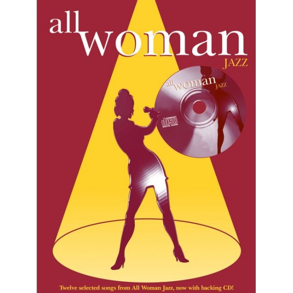 Various - All Woman. Jazz (PVG with CD)