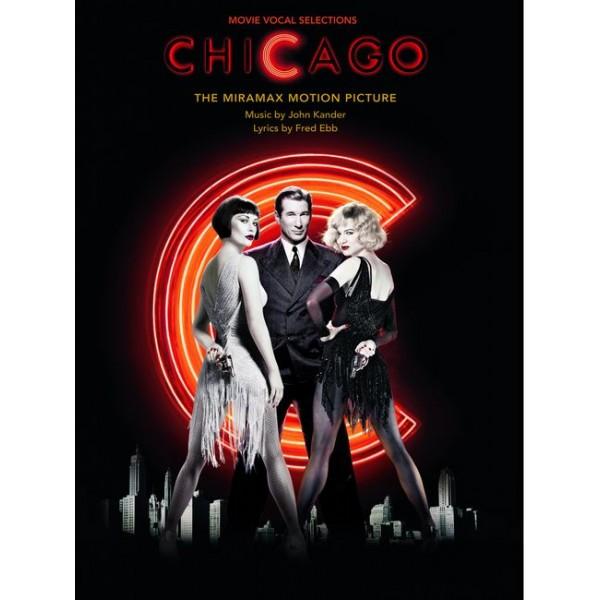 Kander, J - Chicago (movie vocal selections)