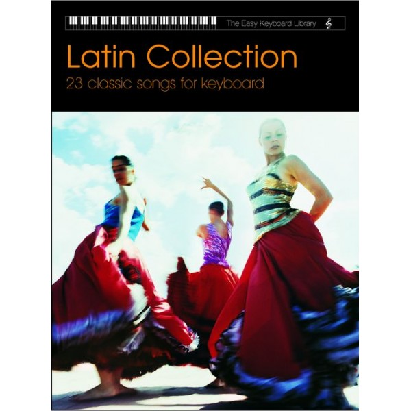 Various - Latin Collection (easy keyboard library)