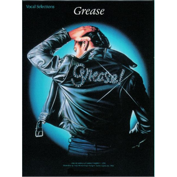 Casey, W - Grease (stage vocal selections)