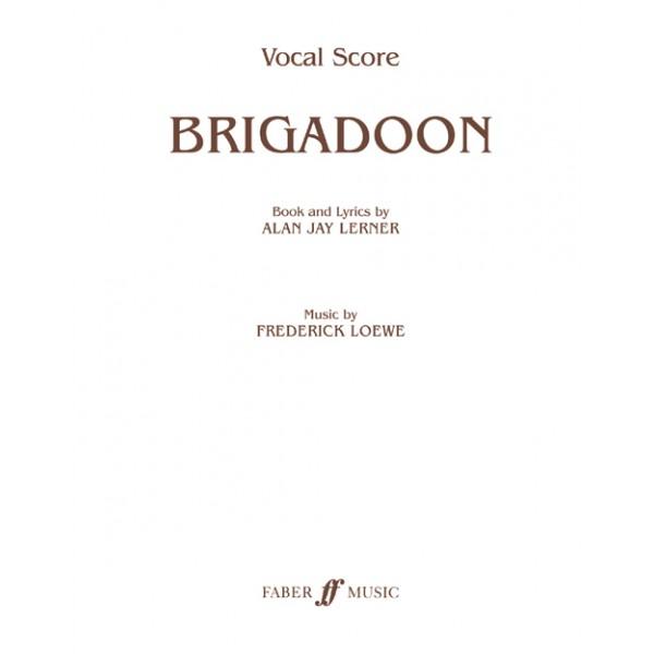 Lerner, A - Brigadoon (vocal score)