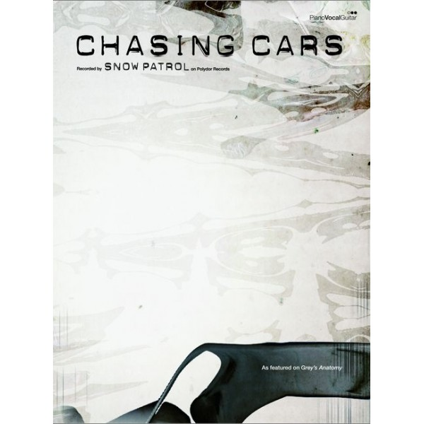 Snow Patrol - Chasing Cars (PVG single)