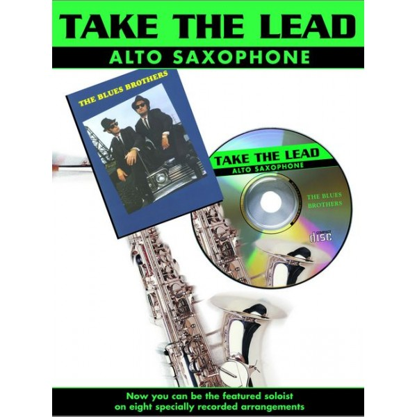 Various - Take the Lead. Blues Bros. (alt sax/CD)