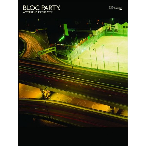 Bloc Party - Weekend in the City, A (GTAB)