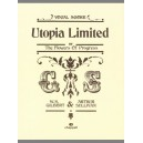 Sullivan, Arthur - Utopia Limited (vocal score) Gilbert and Sullivan