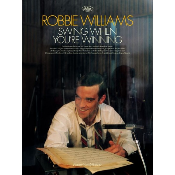 Williams, Robbie - Swing When Youre Winning (PVG)