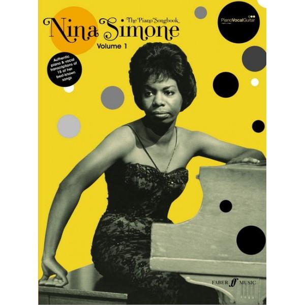 Simone, Nina - Nina Simone Piano Songbook Vol.1 (PVG)