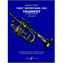 First Repertoire for Trumpet arr Calland