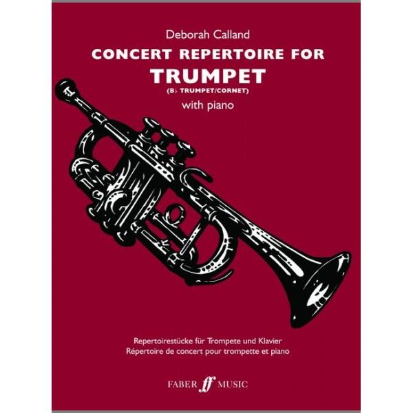 Calland, Deborah - Concert Repertoire for Trumpet