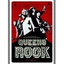 Various - Queens of Rock (chord songbook)