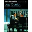 Various - Jazz Classics (easy keyboard library)