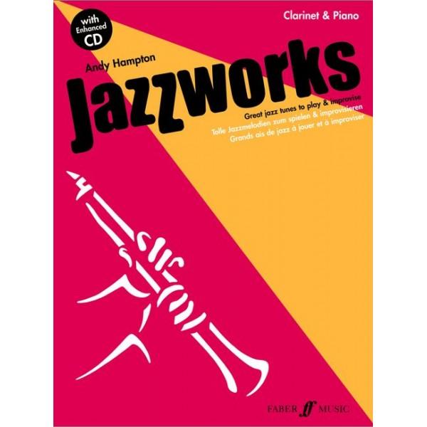 Hampton, Andy - Jazzworks (clarinet/ECD)