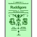 Gilbert, W - Ruddigore (libretto)