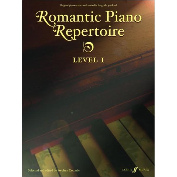 Coombs, Stephen (editor) - Romantic Piano Repertoire Level 1