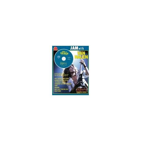 Van Halen - Jam with Van Halen (GTAB/CD)