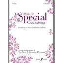 Parry, B - Music for Special Occasions (secular)