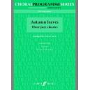 Arch, Gwyn (arranger) - Autumn Leaves. SSA (CPS)