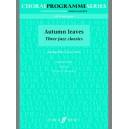 Arch, Gwyn (arranger) - Autumn Leaves. SATB (CPS)
