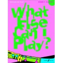 Various - What else can I play? Clarinet Grade 2