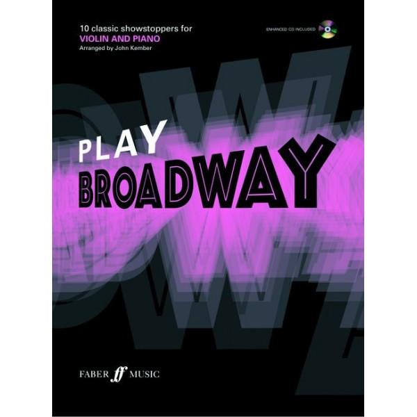 Kember, John - Play Broadway (violin/ECD)