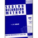 Sedlon, J H - Sedlon Accordion Method Book 1A