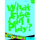 Various - What else can I play? Clarinet Grade 1
