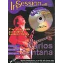 Santana, Carlos - In Session with Carlos Santana (GTAB/CD)