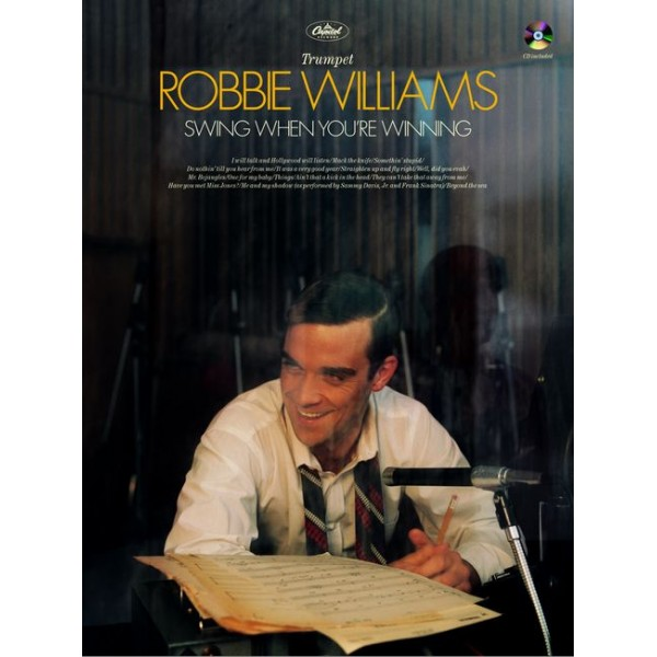 Williams, Robbie - Swing When Youre Winning (trumpet/CD)
