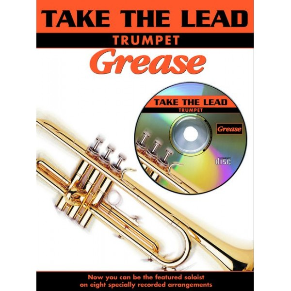 Various - Take the Lead. Grease (trumpet/CD)