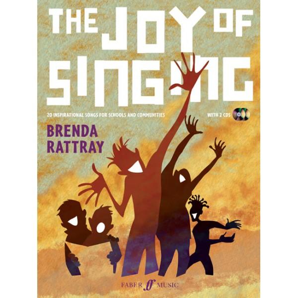 Rattray, Brenda - Joy of singing, The (book/2CDs)