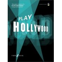 Harris, Richard (arranger) - Play Hollywood (flute/ECD)