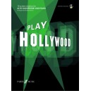 Harris, Richard (arranger) - Play Hollywood (alto saxophone/ECD)