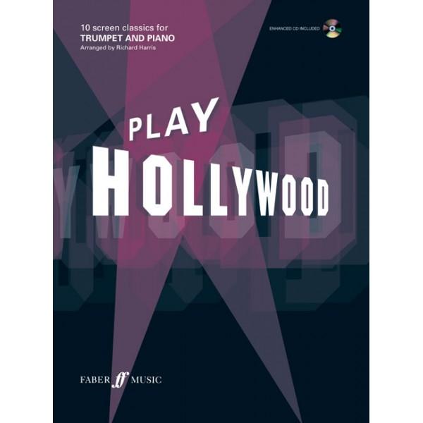 Harris, Richard (arranger) - Play Hollywood (trumpet/ECD)