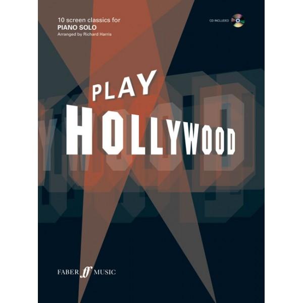 Harris, Richard (arranger) - Play Hollywood (piano/CD)