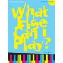 Various - What else can I play? Piano Grade 1