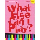 Various - More what else can I play? Piano Grade 2