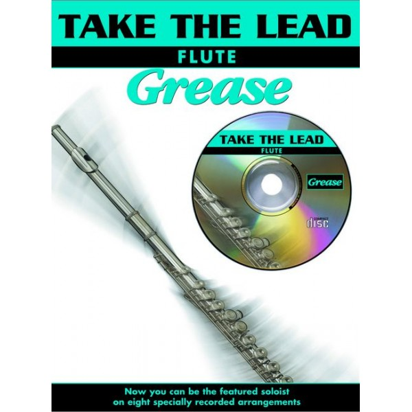 Various - Take the Lead. Grease (flute/CD)