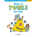 Cohen, Mary - Bags of Tunes for cello