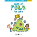 Cohen, Mary - Bags of Folk for cello