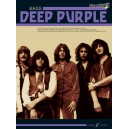Deep Purple - Deep Purple Authentic Bass Playalong/CD