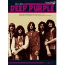 Deep Purple - Deep Purple Authentic Drums Playalong/CD
