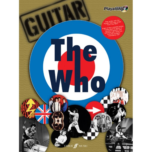 Who, The - Who, The Authentic Guitar Playalong/CD