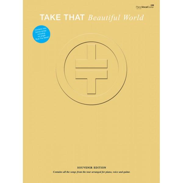 Take That - Beautiful World. Souvenir Edition (PVG)
